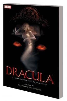 Dracula GN-TPB (Graphic Novel)
