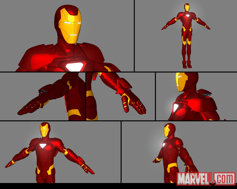 Image Mark 2 jpg Iron Man: Armored Adventures Wiki