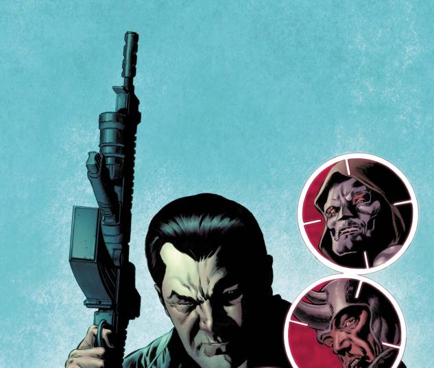 The Punisher (2011) #5, Mc 50th Anniversary Variant
