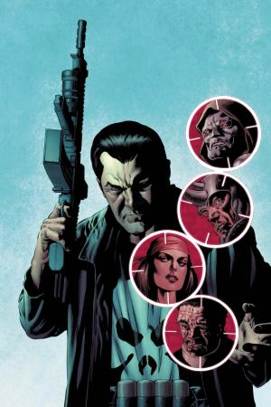 The Punisher (2011) #5 (Mc 50th Anniversary Variant)