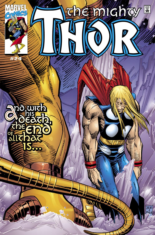 Thor (1998) #24