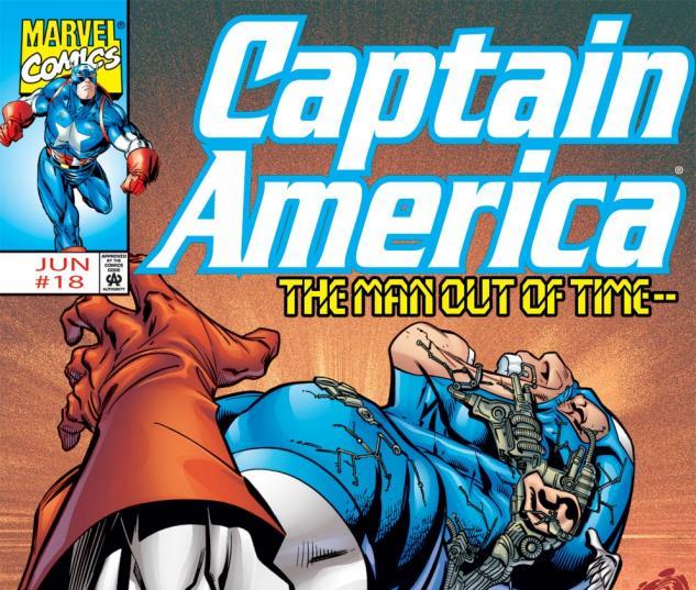 Captain America (1998) #18