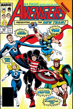Avengers #300
