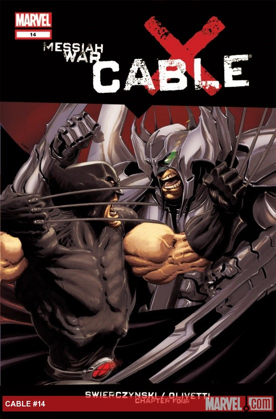 Cable (2008) #14