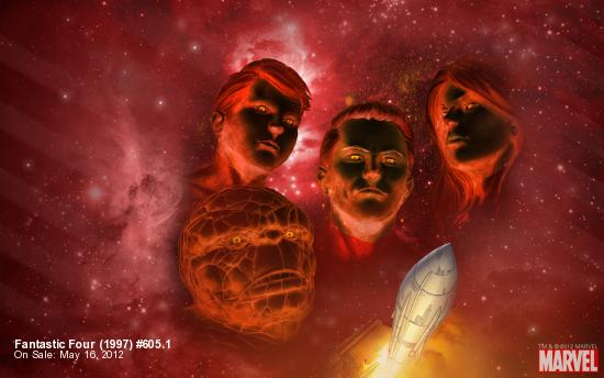 Fantastic Four (1997) #605.1