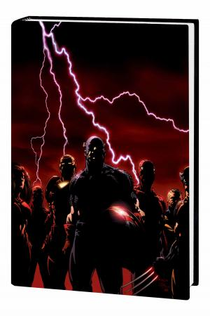 New Avengers Omnibus Vol. 1 HC (Hardcover)