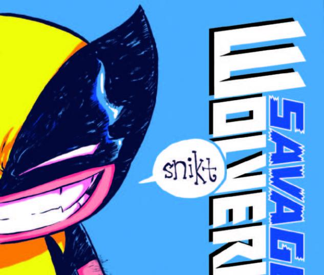 Savage Wolverine (2013) #1 (YOUNG BABY VARIANT)