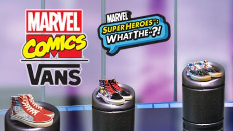 Marvel Super Heroes: What The--?! Vans Special