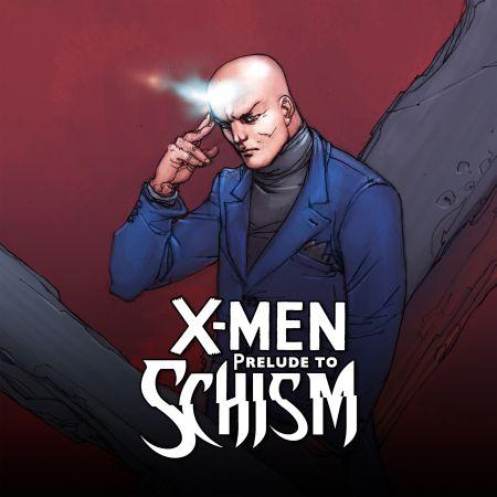 X-Men Prelude To Schism