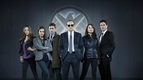 Marvel's Agents of S.H.I.E.L.D. cast promo photo