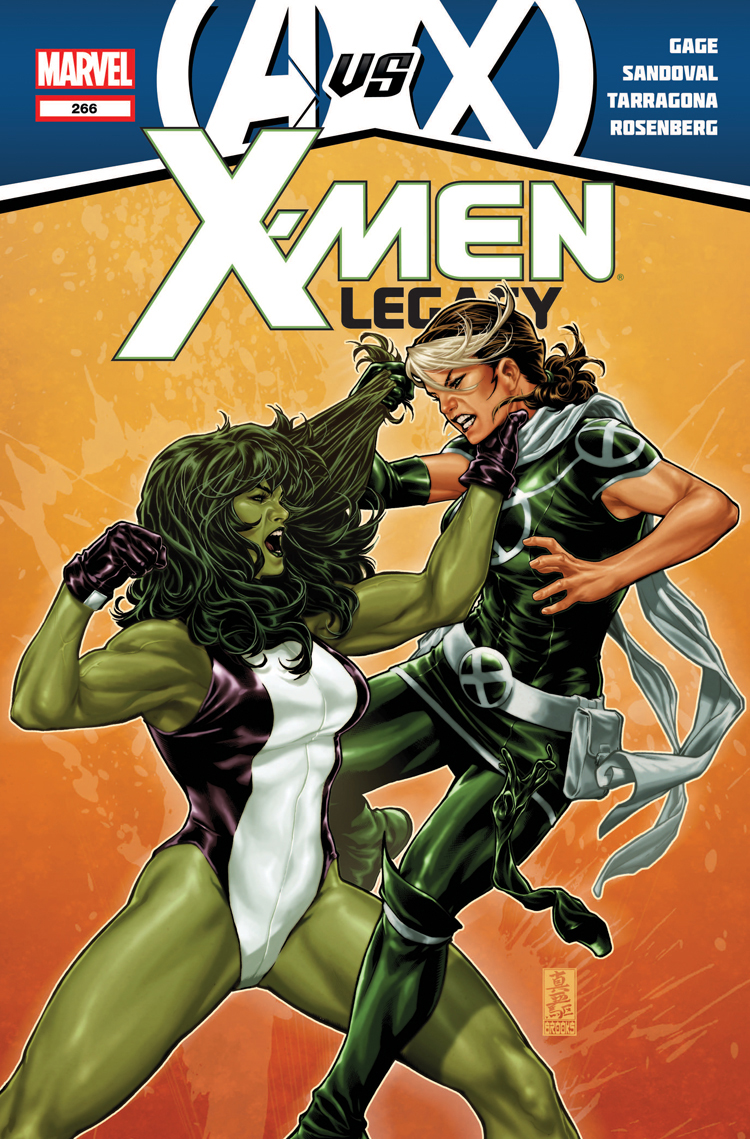 X-Men Legacy (2008) #266