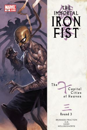 The Immortal Iron Fist #10