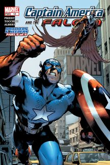 Captain America & the Falcon (2004) #12