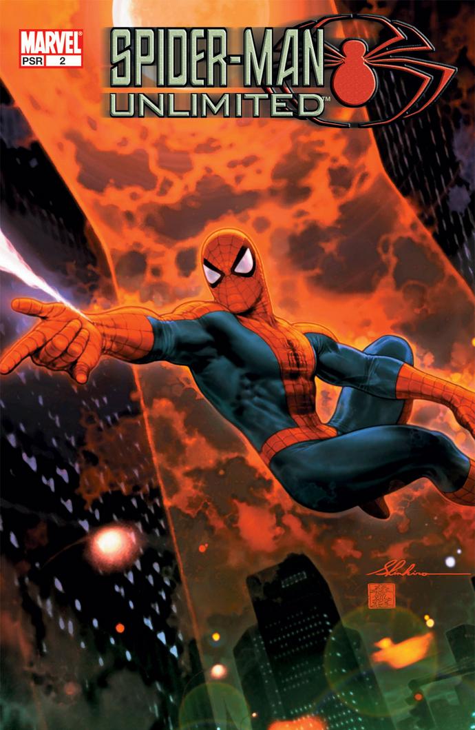 Spider-Man Unlimited (2004) #2