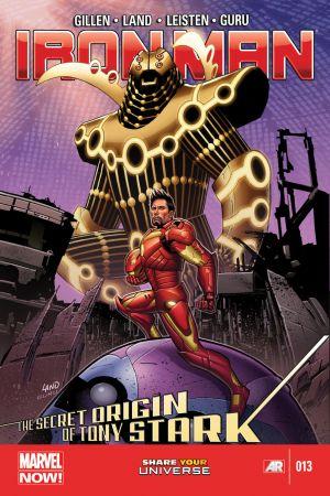 Iron Man (2012) #13