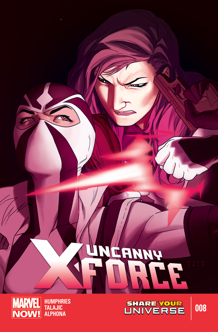 Uncanny X-Force (2013) #8