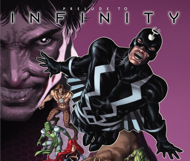 NEW AVENGERS 8 (NOW, INF, WITH DIGITAL CODE)