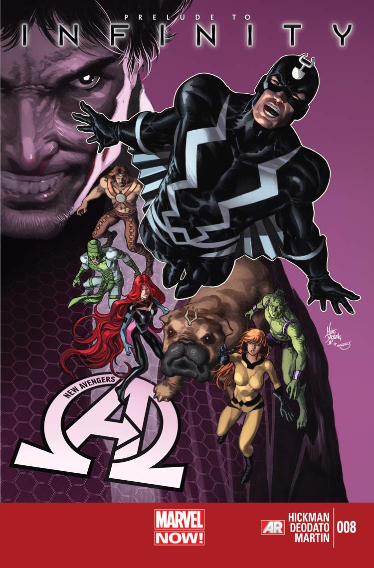 New Avengers (2013) #8