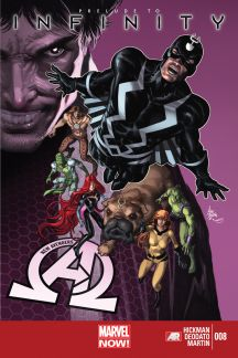 New Avengers #8