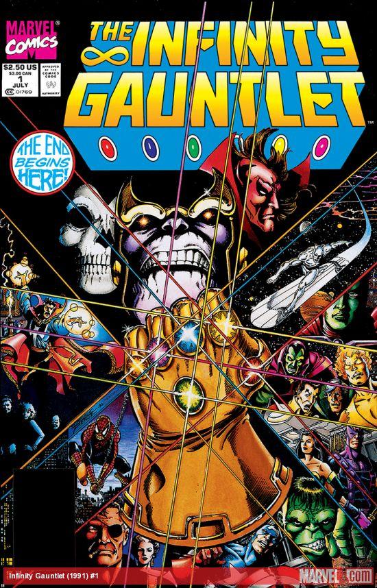 Infinity Gauntlet (1991) #1