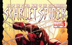 Scarlet Spider (2011) #12.1 Cover