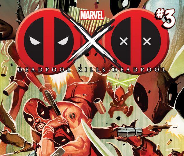 Postlandcomics: Deadpool Kills Deadpool (4 De 4) (Español