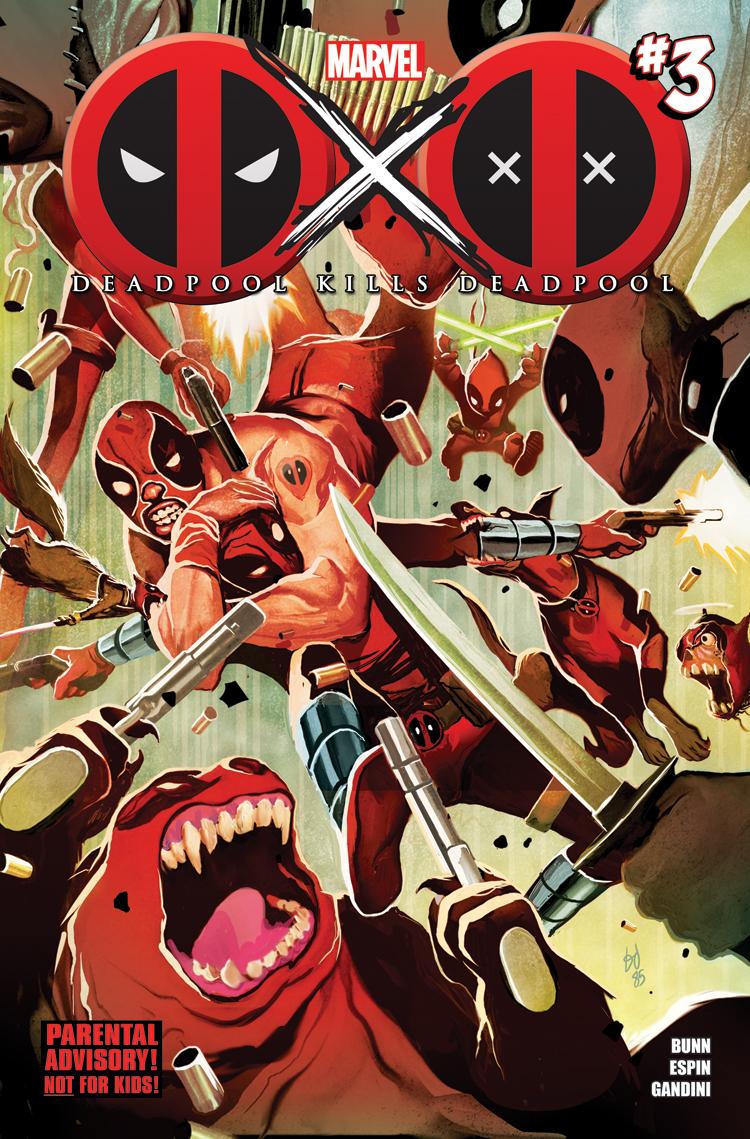 Deadpool Kills Deadpool (2013) #3