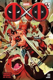 Deadpool (2012 - Present) | Comic Books | Comics | Marvel.com