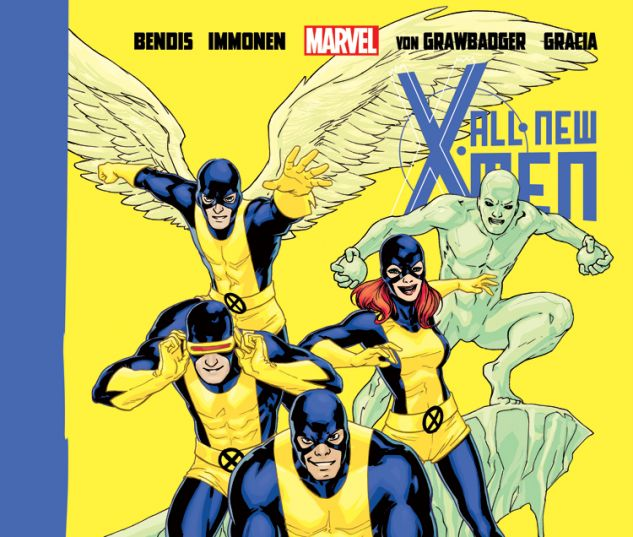 ALL-NEW X-MEN 16 2ND PRINTING VARIANT (BOTA, WITH DIGITAL CODE)