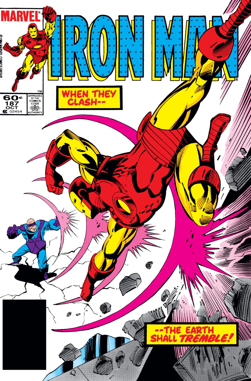 Iron Man (1968) #187