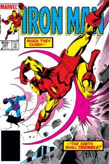 Iron Man #187