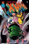 Uncanny X-Men (1963) #329 Cover