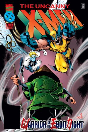 Uncanny X-Men (1963) #329