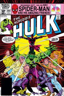 Incredible Hulk (1962) #266