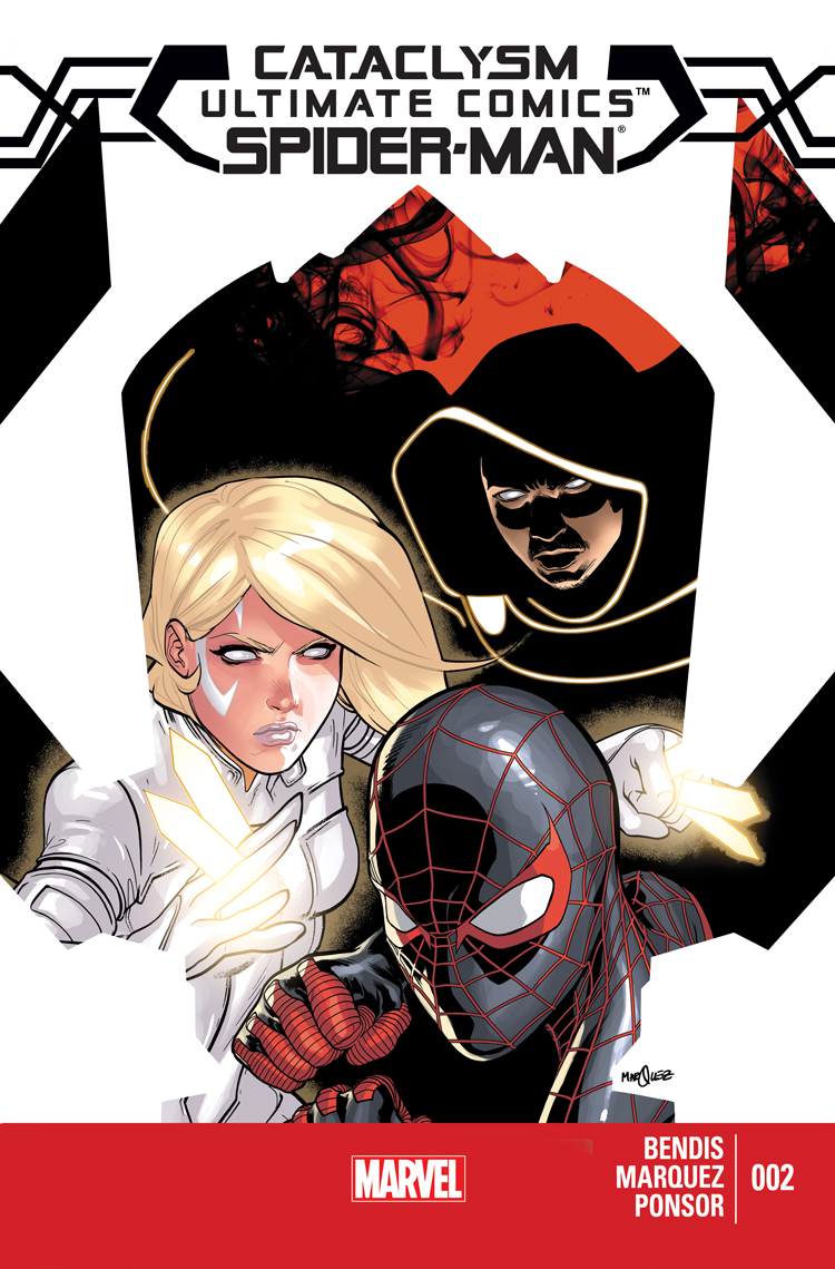 Cataclysm: Ultimate Spider-Man (2013) #2