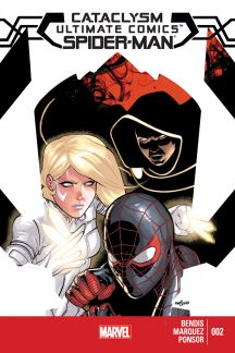 Cataclysm: Ultimate Comics Spider-Man #2