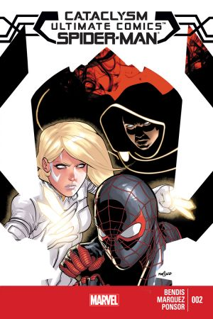 Cataclysm: Ultimate Spider-Man #2