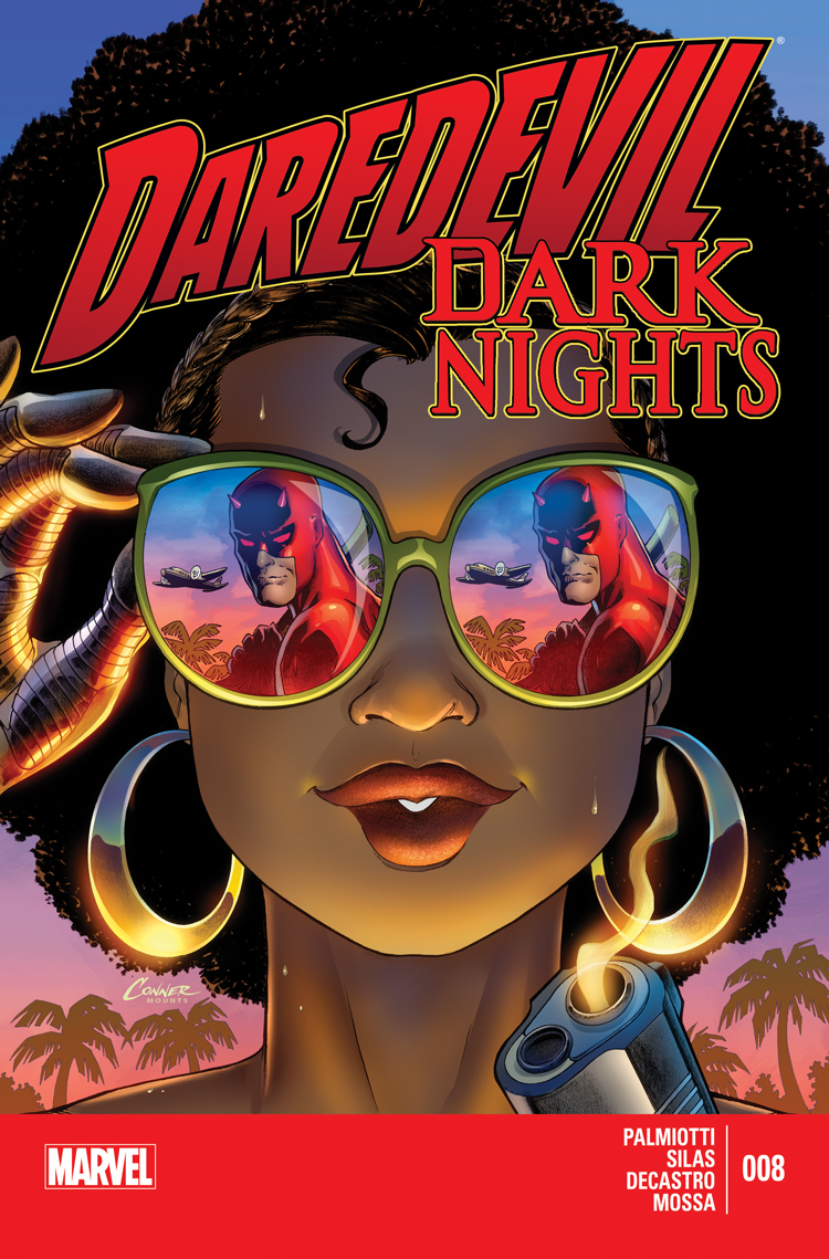 Daredevil: Dark Nights (2013) #8
