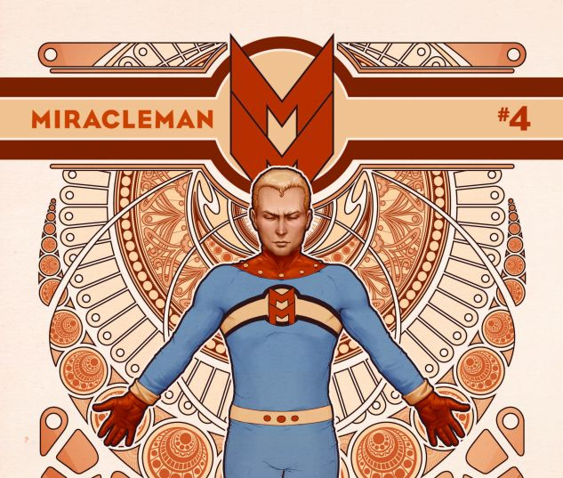 MIRACLEMAN 4 CHRISTOPHER VARIANT