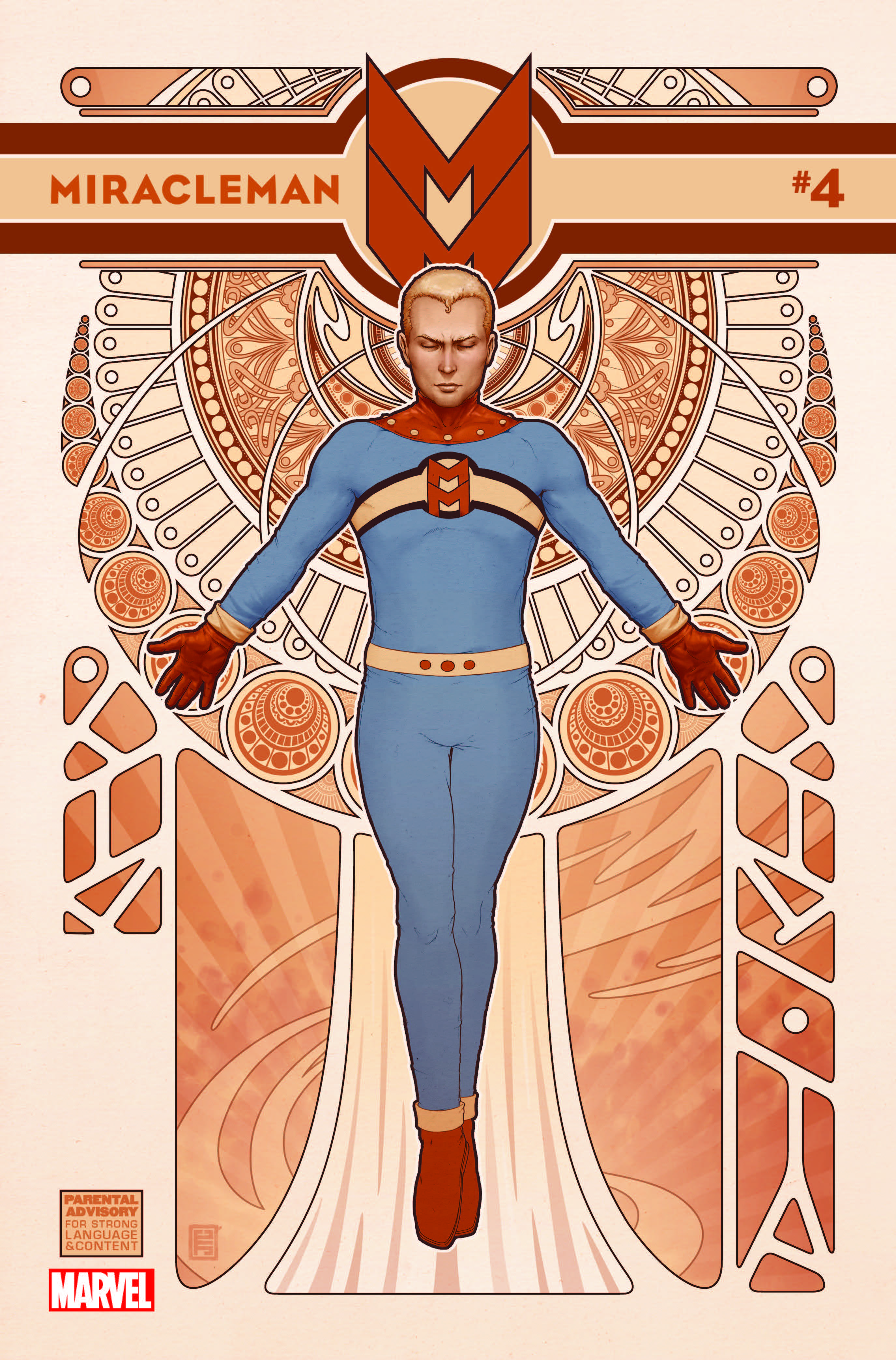 Miracleman (2014) #4 (Christopher Variant)