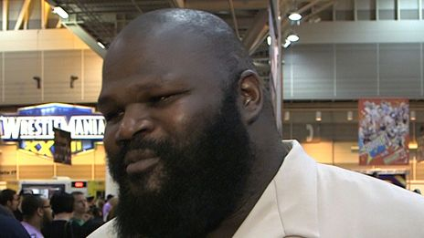 Marvel at WrestleMania XXX: Mark Henry