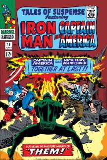 Tales of Suspense (1959) #78