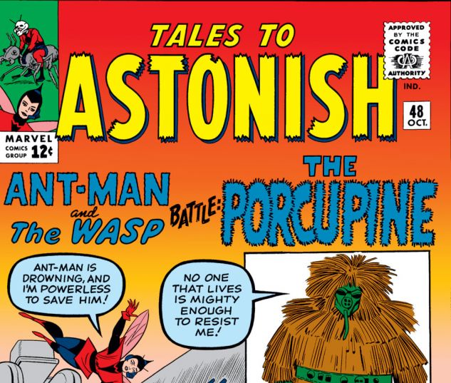 Tales to Astonish (1959) #48 Cover