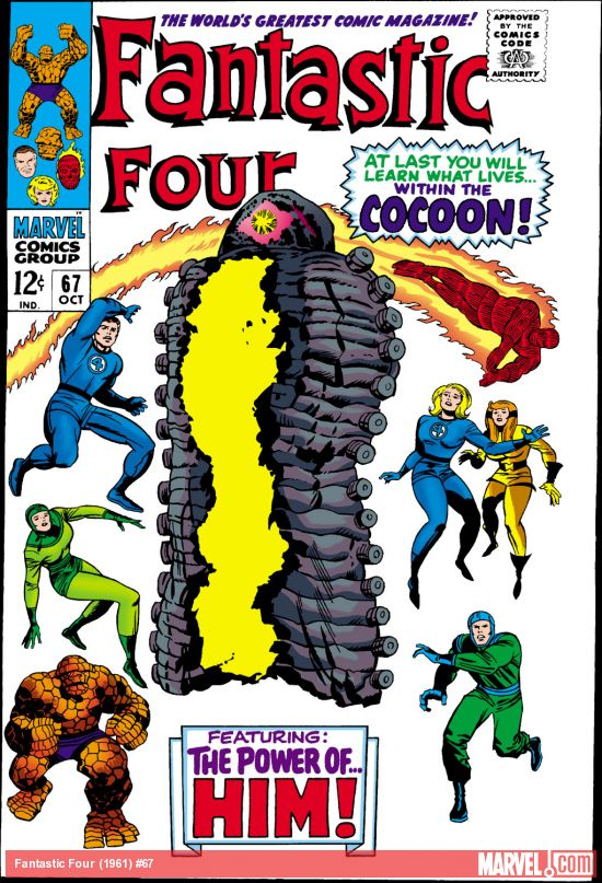 Fantastic Four (1961) #67