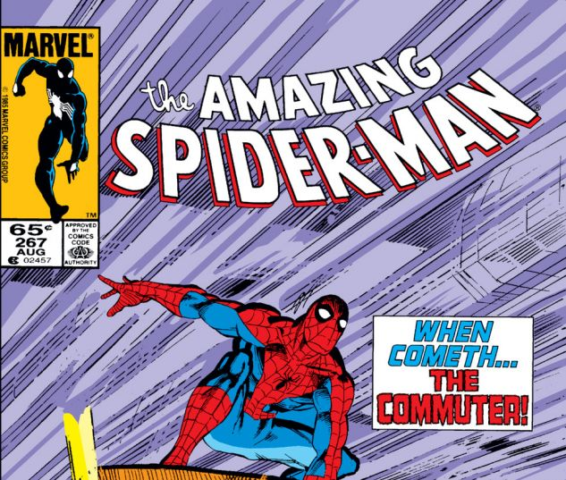 Amazing Spider-Man (1963) #267 Cover