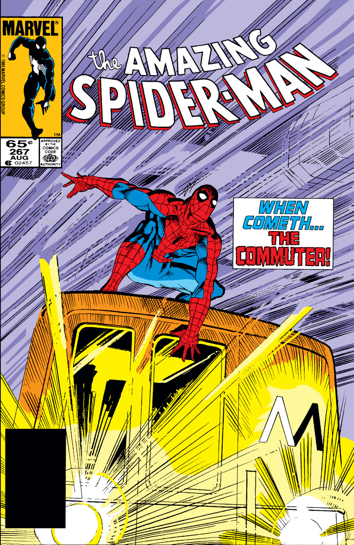 The Amazing Spider-Man (1963) #267