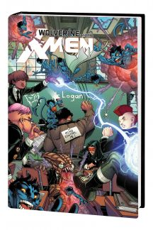 Wolverine & the X-Men by Jason Aaron Omnibus (Hardcover)