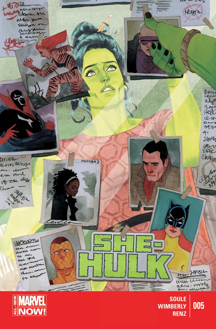 She-Hulk (2014) #5