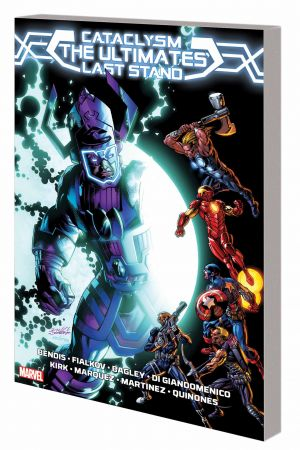 CATACLYSM: THE ULTIMATES' LAST STAND TPB (Trade Paperback)