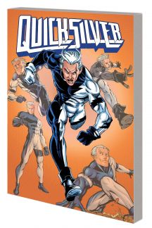 Avengers: Quicksilver (Trade Paperback)